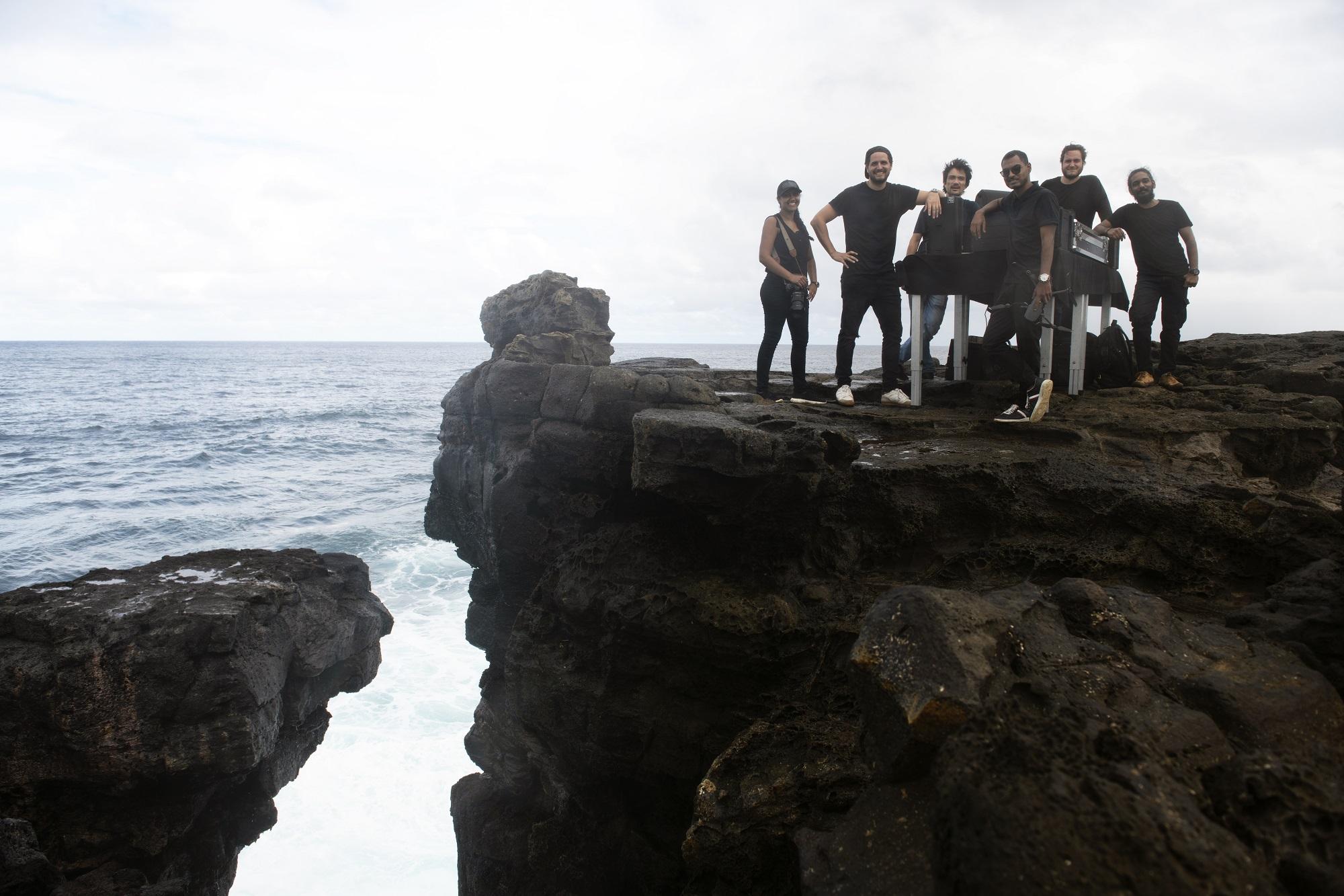 La Roche qui Pleure - La Isla TV avec Matsonic