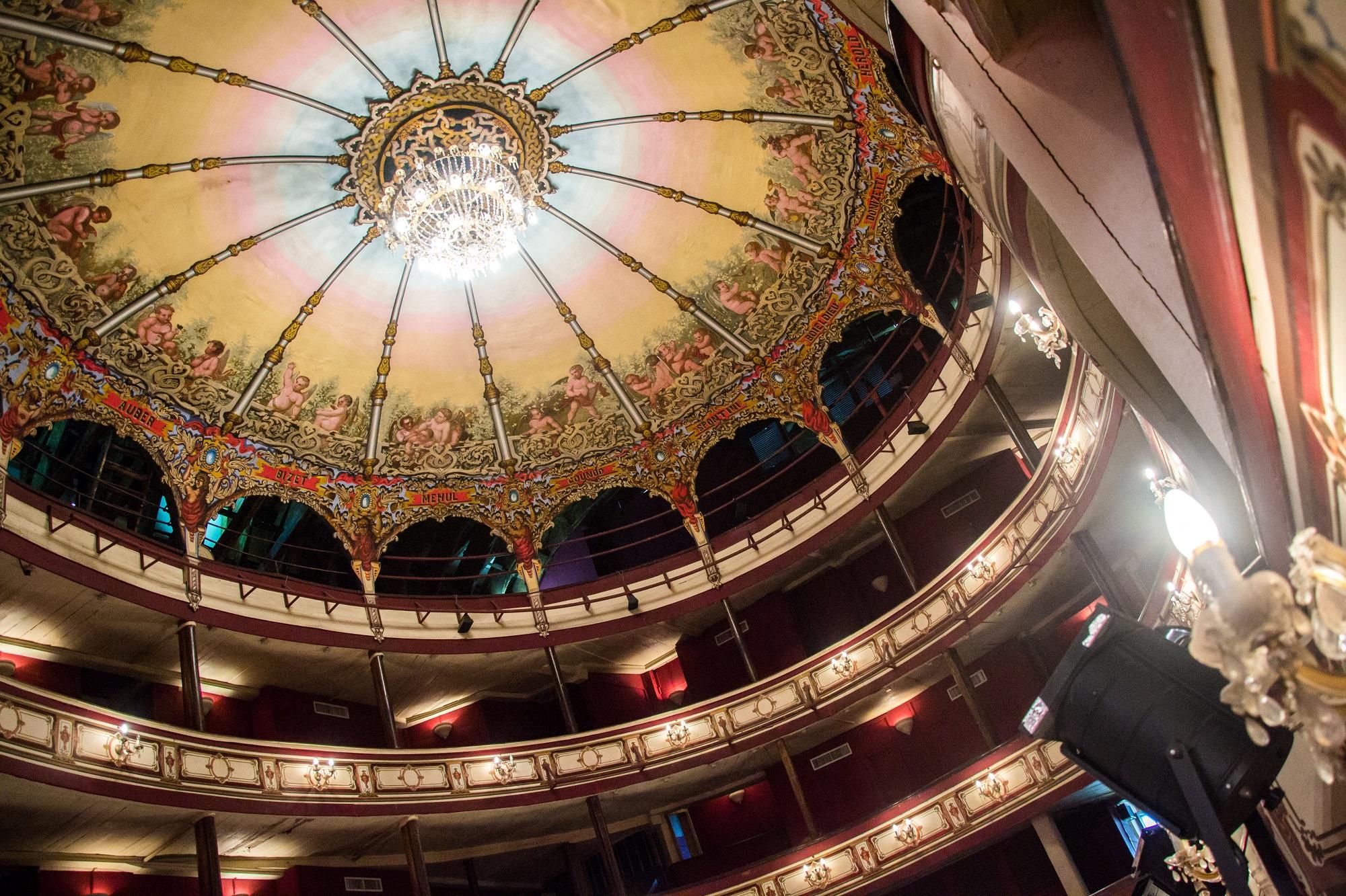 Theatre de Port Louis